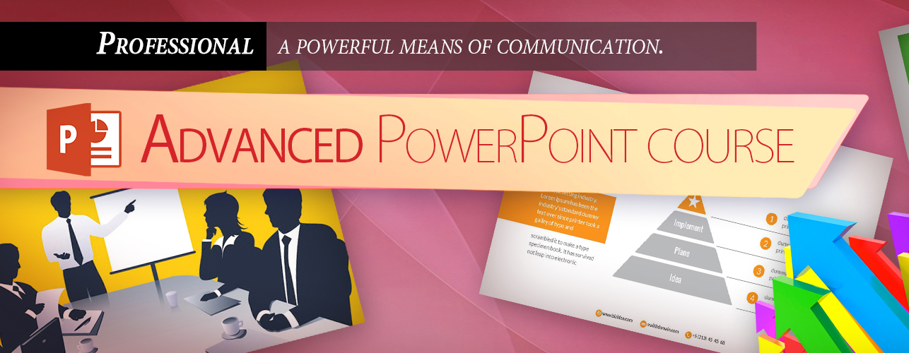 Advanced Microsoft PowerPoint Training course | Computer
