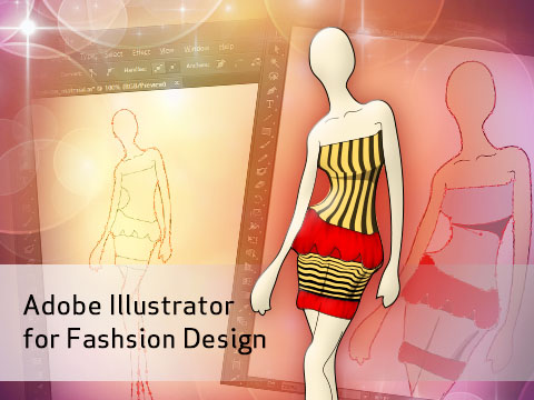 Illustrator For Fashion Design Training Course Adobe Training Course Computer Academy